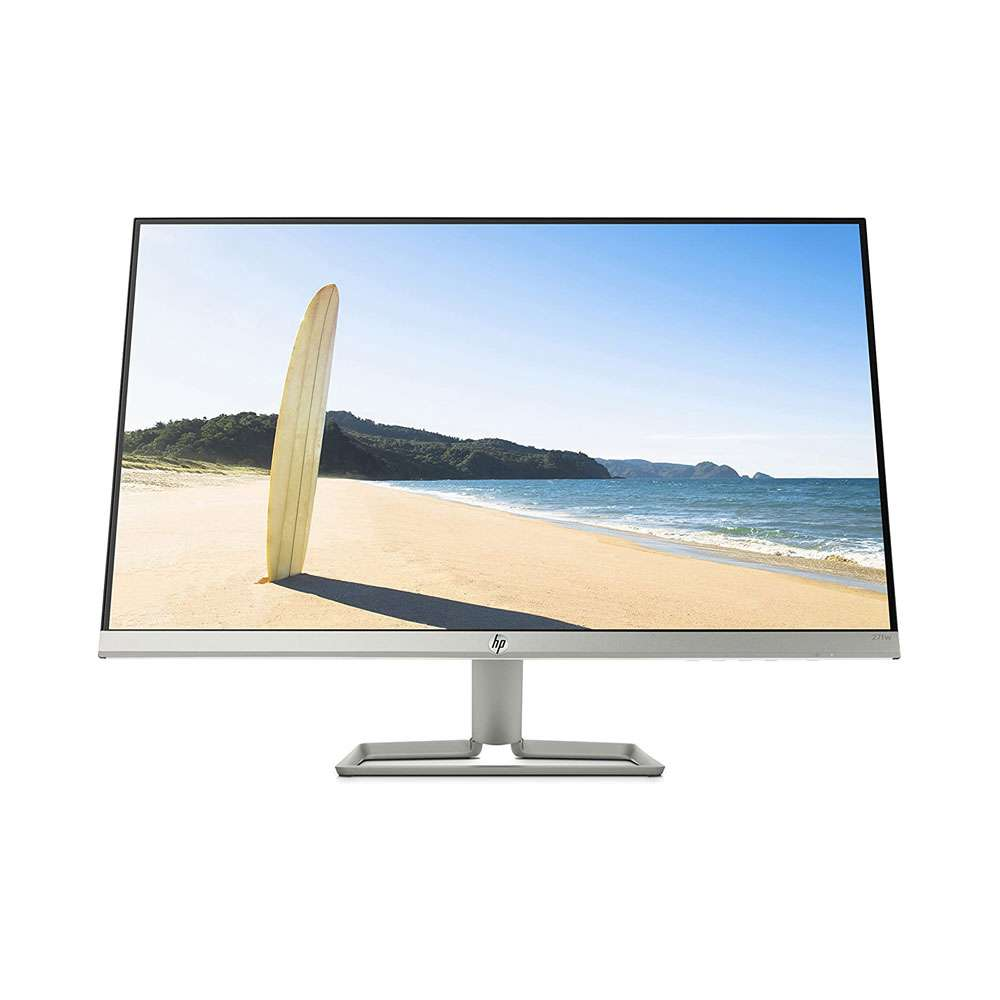 HP Ultraslim Full-HD IPS 27 Inch Monitor 27fw