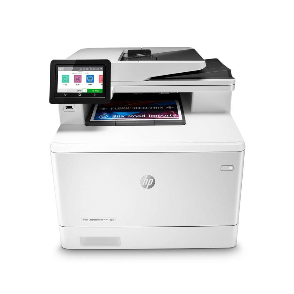 HP M479fdw Color LaserJet Pro Multifunction Printer W1A80A