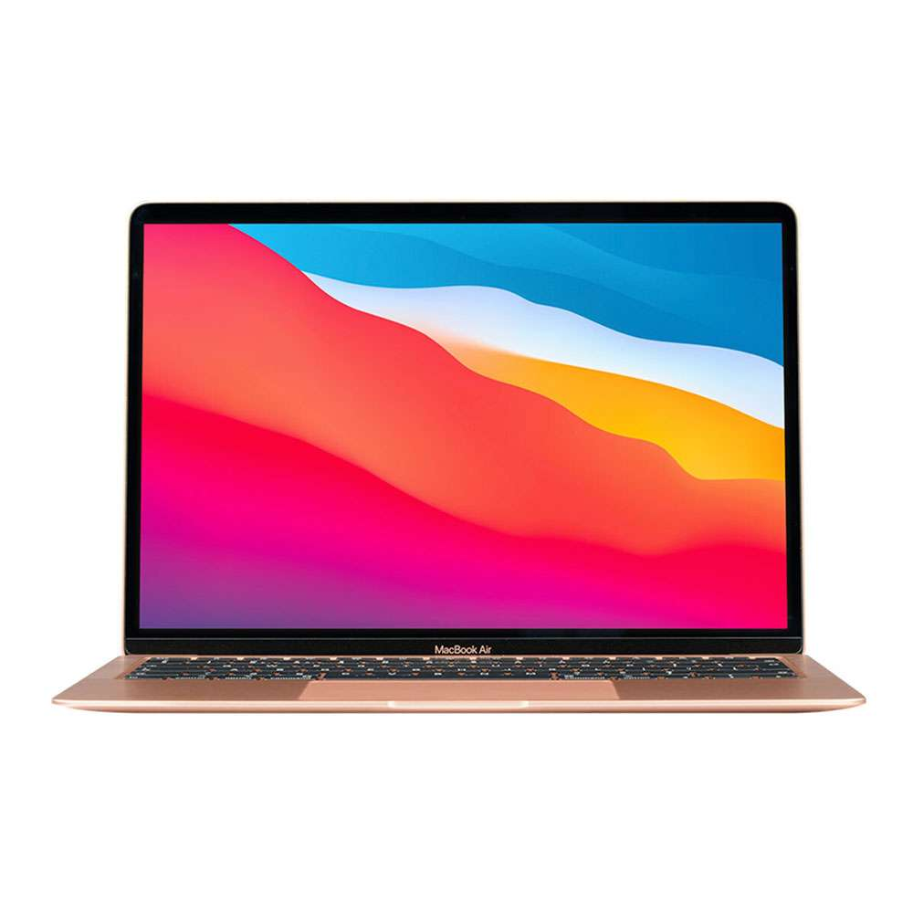 Apple MacBook Air M1 Chip 8GB, 256GB SSD, 13.3 Inch, Gold, Laptop - MGND3AE
